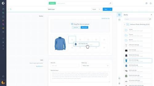 shopware Screenshot
