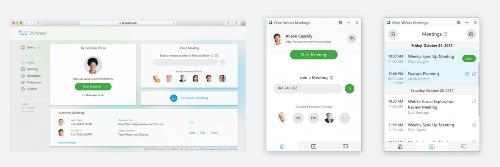 Webex Screenshot