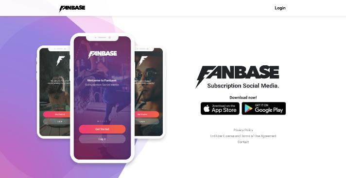 Fanbase Screenshot