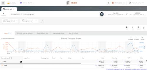 Finch Screenshot