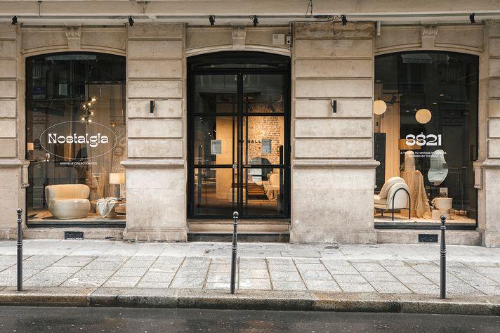 Im Zentrum von Paris betreibt NV Gallery seit Ende 2019 seinen Flagship Store. In Deutschland will das DTC-Startup ein Geschäft in Hamburg oder München eröffnen
