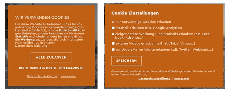 DSGVO Pixelmate Cookie Plugin