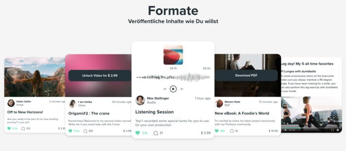 Fanbase Formate