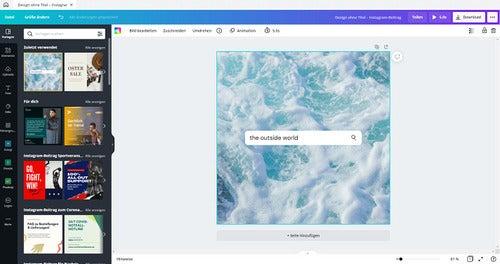 Canva Pro Screenshot