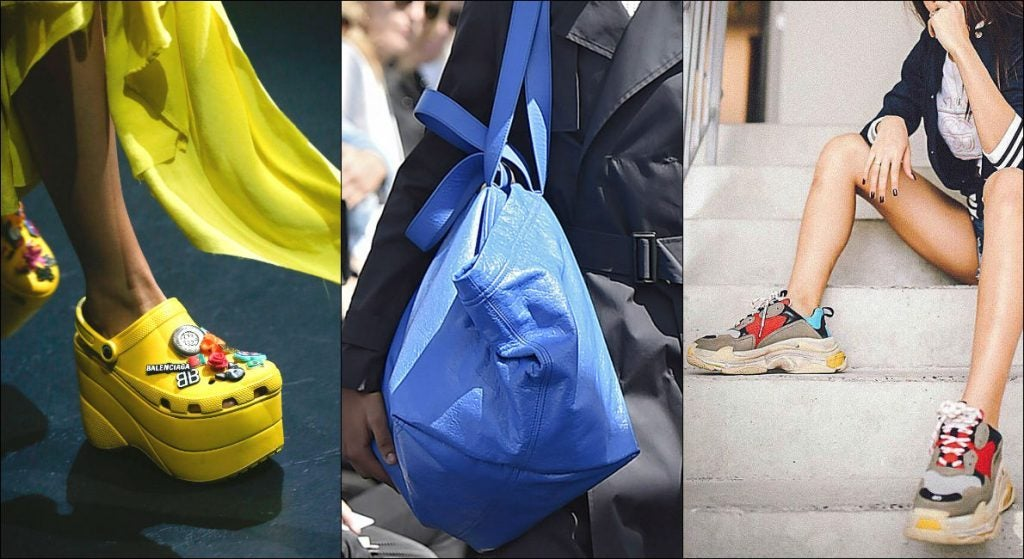 4602c57d903615 Meme-baiting your way to the top: the Balenciaga playbook | OMR ...