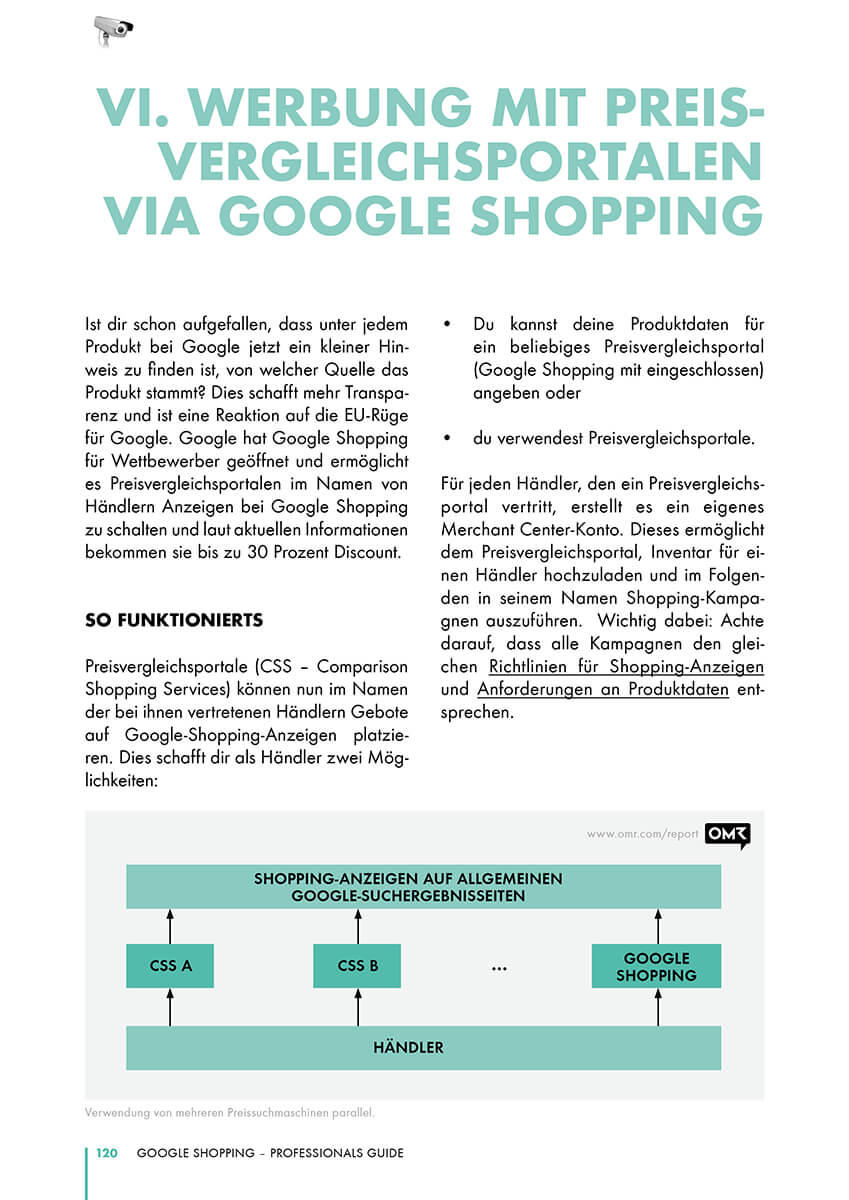 Google Shopping 2018