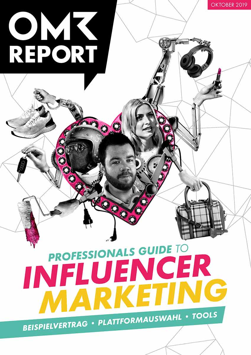 Der Influencer Marketing Report
