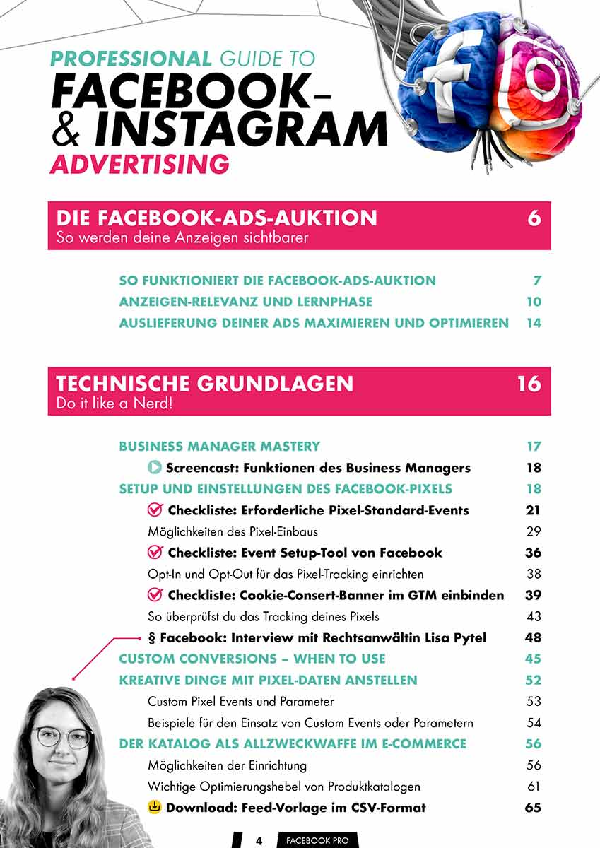 Professional Guide to Facebook & Instagram Advertising