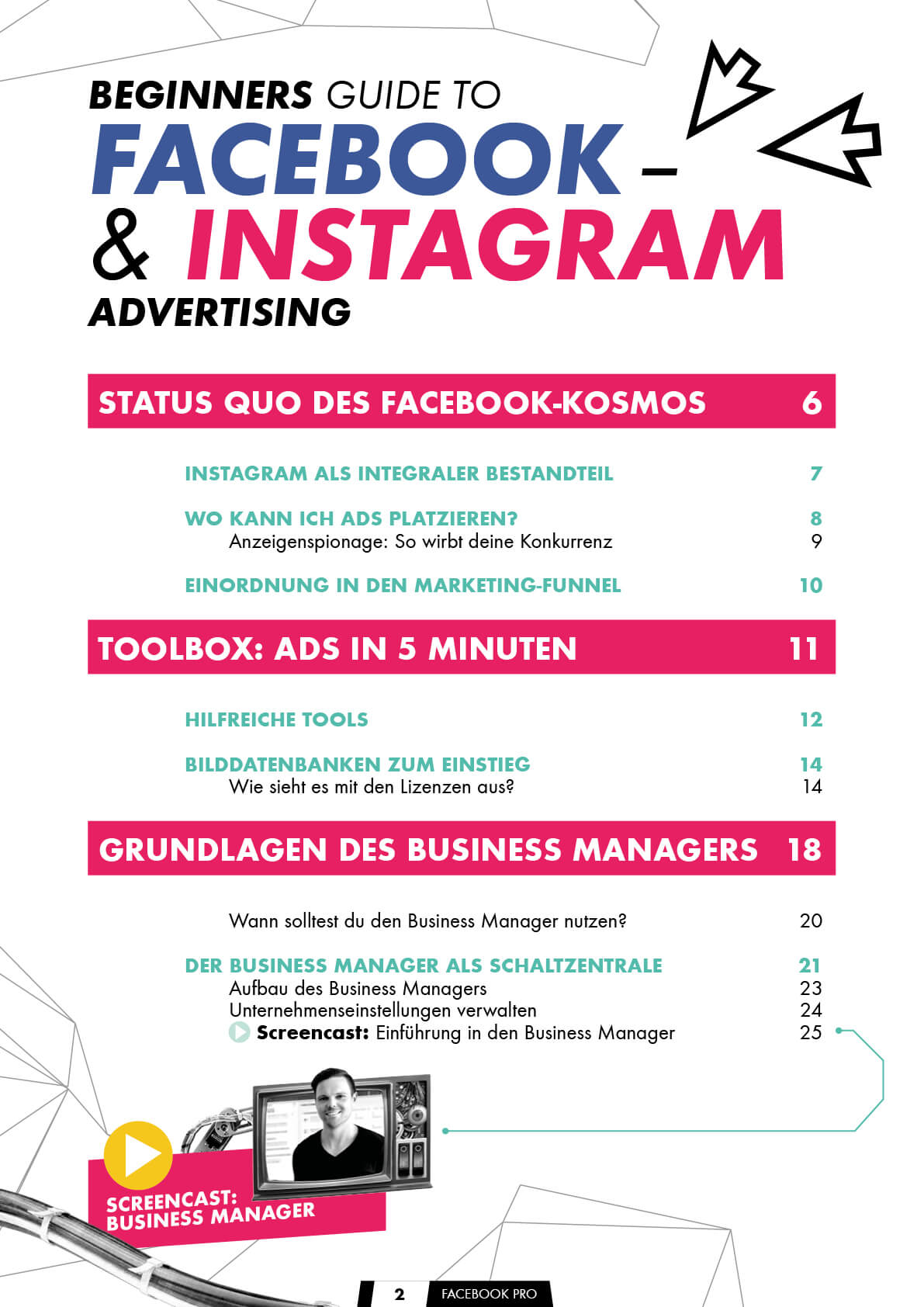 Beginners Guide to Facebook & Instagram Advertising 2020