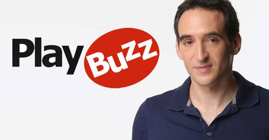 Shaul Olmert, CEO und Mitgründer von Playbuzz