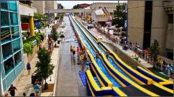 Grand Rapids Water Slide