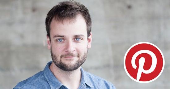 Evan Sharp / Gründer und Head of Creative von Pinterest