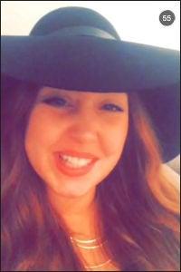 Ramona Schulte bei Snapchat