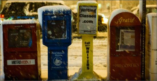 Stehen den klassischen Boulevardmedien harte Zeiten bevor? (Foto: Reid Rosenberg, CC BY-NC-SA 2.0)