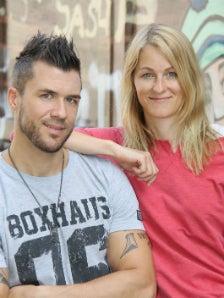 Marcus Meurer und Felicia Hargarten. (Foto: Marcus Meurer)