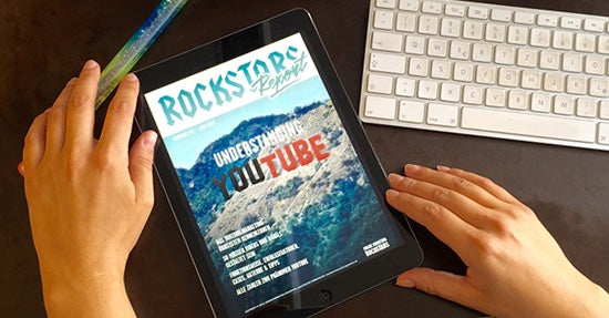 "Der neue Rockstars Report ""Understanding Youtube"""