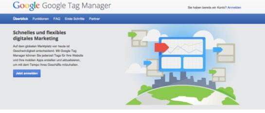 Der Google Tag Manager ist das größte Tool auf dem Markt – und kostenlos.