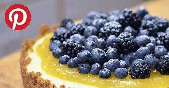 Ein sehr beliebtes Thema bei Pinterest: Food allgemein und Cheesecake im Speziellen. (Quelle: jpellgen, flickr)