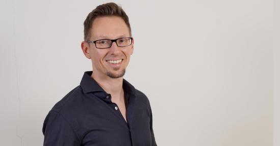 Marcus Tober, Gründer von Searchmetrics.