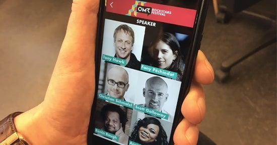 OMR-App Aufmacher